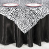 "60"" x 60"" 