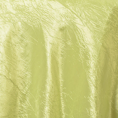 "72"" Overlay Crinkle - Apple Green"