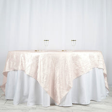 "90"" x 90"" Blush 