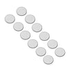 12 Pack CR2430 Battery 270 mAH 3 Volt Lithium Battery Coin Button Cell - BULK PACK
