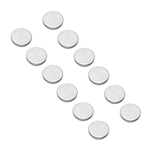12 Pack CR2450 Battery 610 mAH 3 Volt Lithium Battery Coin Button Cell - BULK PACK