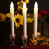 Flameless LED Candles, Battery Operated Candles