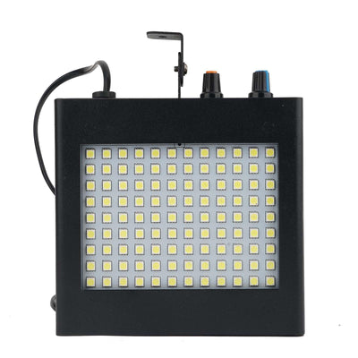 108 LED 25 Watt White Strobe Dual Mode Flash Light With Speed Control
