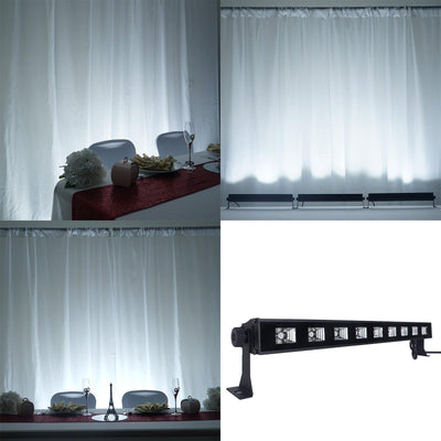 LED Uplights Outdoor, Linear LED Light Bar, LED Wall Washer Lights Indoor