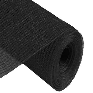 21'' x 10 Yards Black Fine Plastic Mesh Netting Rolls