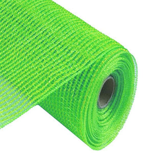 21'' x 10 Yards Green Fine Plastic Mesh Netting Rolls