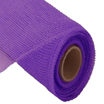 21'' x 10 Yards Purple Fine Plastic Mesh Netting Rolls