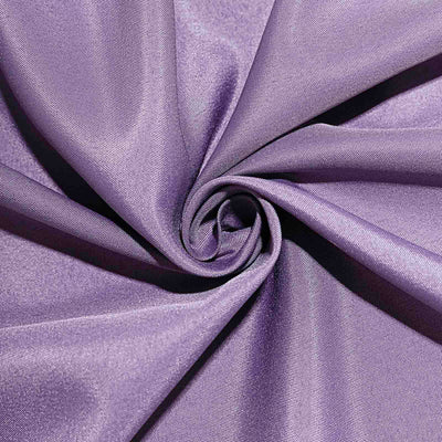 5 Pack - 20inch Violet Amethyst Polyester Linen Napkins | TableclothsFactory