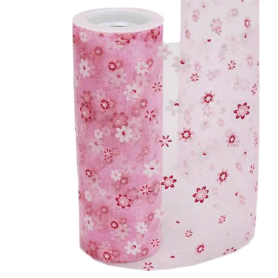 "6"" x 10 Yards Pink 