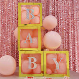 "4 Pack - 5"" Iridescent Alphabet Stickers Banner, Customizable Stick on Letters - G"