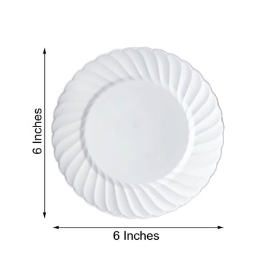 Disposable Plates, Dessert Plates, Salad Plates