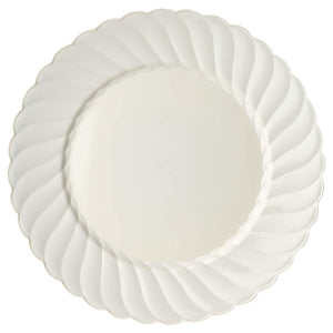 Plastic Dinner Plates, Disposable Plates, Plastic Dinnerware