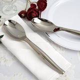 Plastic Spoon, Serving Spoon, Plastic Silverware