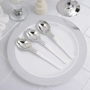 Plastic Spoon, Coffee Spoon, Plastic Silverware