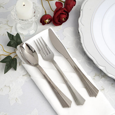 Heavy Duty Plastic Knife, Plastic Silverware
