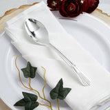 Heavy Duty Plastic Spoon, Plastic Silverware