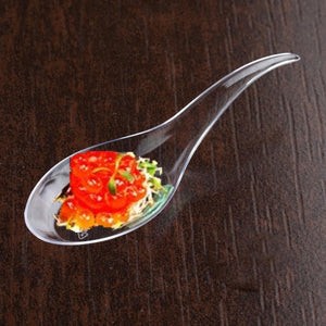 Heavy Duty Plastic Spoon, Chinese Soup Spoons