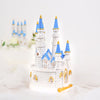 "8"" Fairytale Castle Cake Topper Figurine"