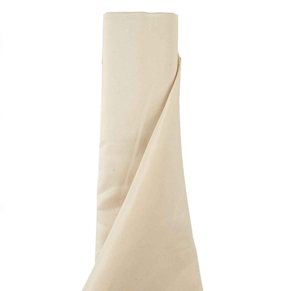 "10Yards 54"" Wide Beige Polyester Fabric Bolt"