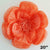 "2 Pack 20"" Coral DIY Giant Bloomed Peony Paper Flower Wall Backdrop Decor"