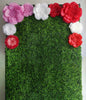 "20"" Carnation Coral 3D Wall Flowers Giant Tissue Paper Flowers"