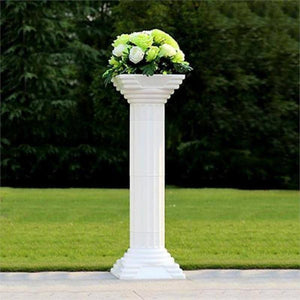 "Glorious Elite Roman Wedding Columns 31"" Tall - 4PCS/Set"