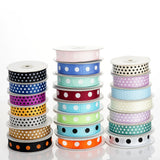 25 Yard 7/8 Inch | Grosgrain Ribbon | Wholesale Ribbons | TableclothsFactory