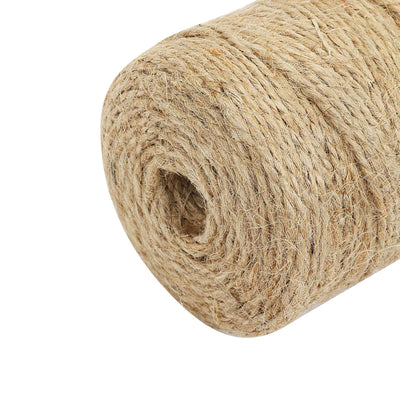 109Yards | 2-ply Jute Rope Twine, DIY Crafts Gift Packing String