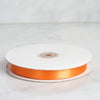 50 Yards | 5/8 Inch | Satin Ribbon | TableclothsFactory