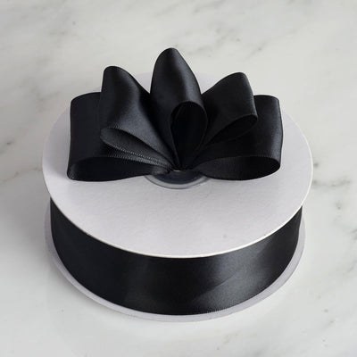 50 Yards |1.5 Inch Satin Single Faced Ribbon Wholesale | TableclothsFactory