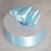 "50 Yards 1.5"" DIY Baby Blue Satin Ribbon"