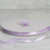"100 Yards 3/8"" Lavender Decorative Satin Ribbon"