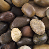 2 lbs Assorted Natural Polished Decorative Stones for Vases | Landscaping Rocks Aquarium Gravels