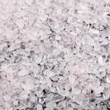 Pack of 1 Lb | Rose Quartz Decorative Crushed Gravel | Pebble Stone Vase Fillers