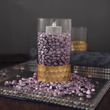 Pack of 2 Lbs | Metallic Rose Gold Decorative Crushed Gravel | Pebble Stone Vase Fillers - Clearance SALE