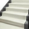 "40"" x 100ft Ivory PVC Aisle Runner"