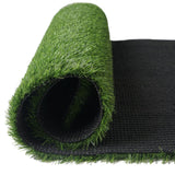 Plastic Grass Matting | 15 Sq.ft | Fake Grass Mat | Ecofriendly Synthetic Rugs Carpets