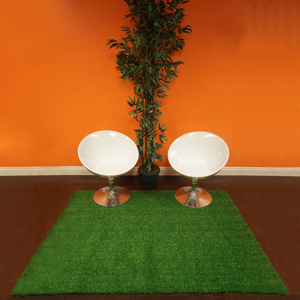 15 Sq Ft Ecofriendly Synthetic Mat Carpet Artificial Grass
