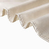 "12""x108"" Beige Satin Table Runner"