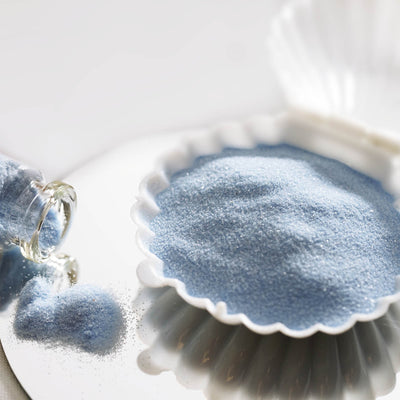 Whimsical Decorative Color Sand - Serenity Blue