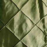 5pc x Chair Sash Pintuck - Willow Green