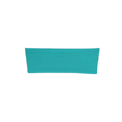 "5 pack | 5""x12"" Turquoise Spandex Stretch Chair Sash"