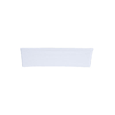 "5 pack | 5""x12"" White Spandex Stretch Chair Sash"