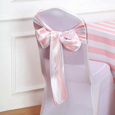 Chair Sashes, Chair Bows, Wedding Chair Decorations