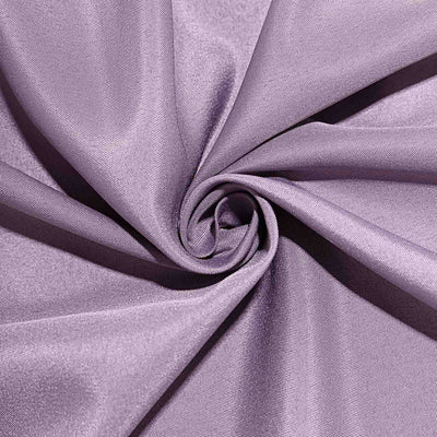 "5 PCS | 6"" x 108"" Violet Amethyst Polyester Chair Sash"