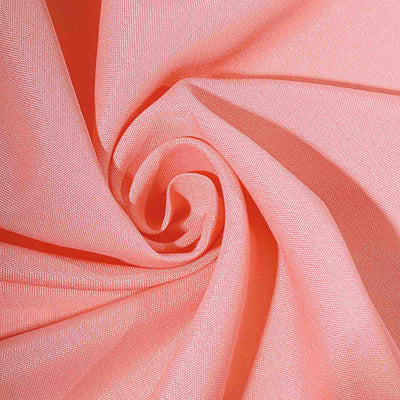 5 PCS | 6x108 Coral Polyester Chair Sash#whtbkgd