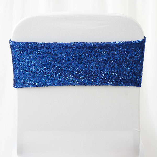 Royal Blue new tone 1 PK Curly Willow 17ft Table Skirt new tone Royal Blue