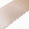 "5 pack | 6"" x 106"" Beige Satin Chair Sash"