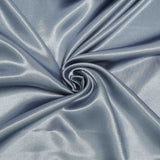 "5 pack | 6"" x 106"" Dusty Blue Satin Chair Sash"