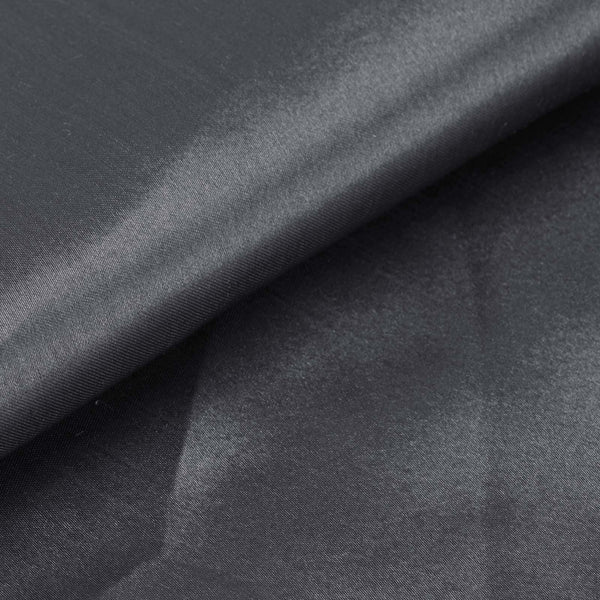 "10 Yards x 54"" Charcoal Gray Satin Fabric Bolt"